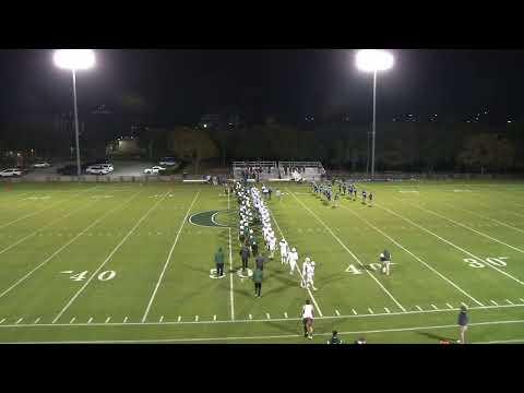 The Greenhill School Varsity Football vs Trinity Valley