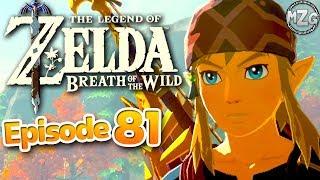 Climbing Gear Complete! - The Legend of Zelda: Breath of the Wild Gameplay - Episode 81