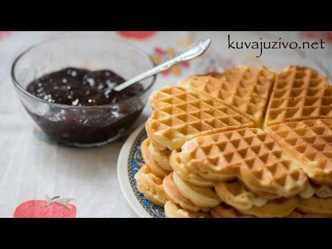 Bakin Kolač - Waffles Recipe