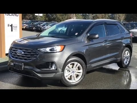 2019 Ford Edge SEL W/ Nav, AWD Review| Island Ford
