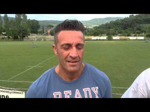 Vasari Rugby, la presentazione del tecnico Sordini
