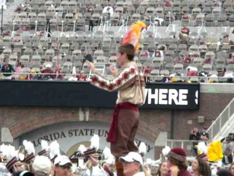 Michael Weintraub conducting Flashdance 11/21/09