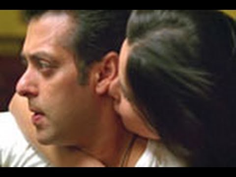 Salman gets too close for comfort!