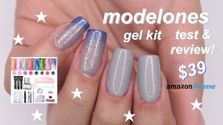 MODELONES gel kit TEST and REVIEW!