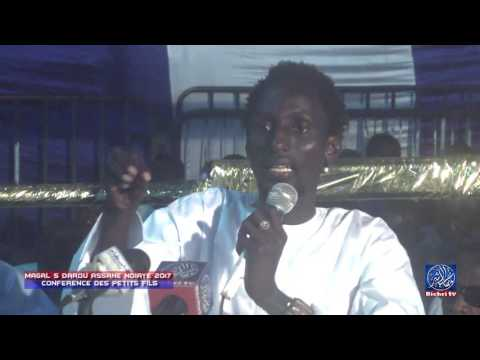Magal S Darou Assane Ndiaye 2017 Conference de Petits Fils P3 - Murid Channel