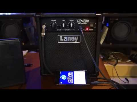 LANEY LX10B エージング