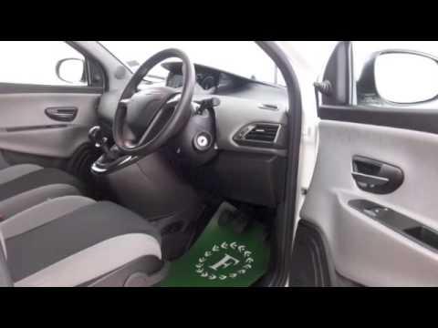 Chrysler Ypsilon Hatchback 2012 12 S 5dr Sw62fhs Youtube