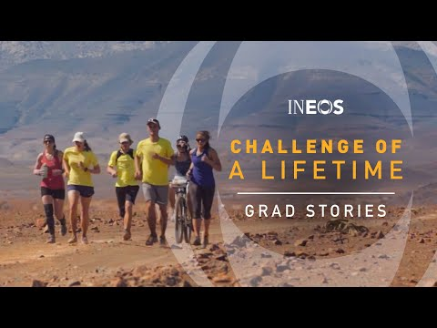 INEOS Graduate Engineers Take On Namibia Desert - INEOS