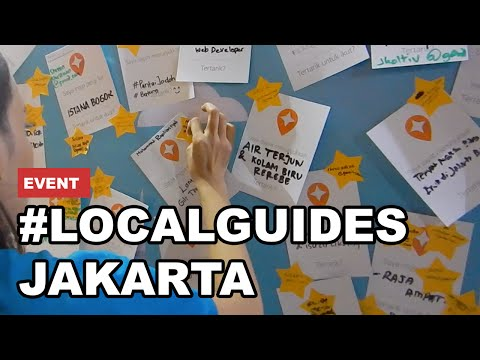 Google Local Guides Jakarta 2016