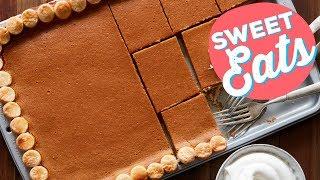 Pumpkin Pie in a Sheet Pan | Food Network