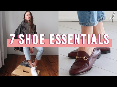 7 Spring SHOE Essentials Every Girl Should Own