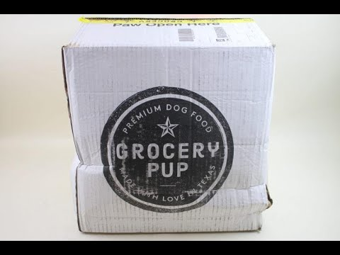 Grocery Pup April 2019 Review + Coupon