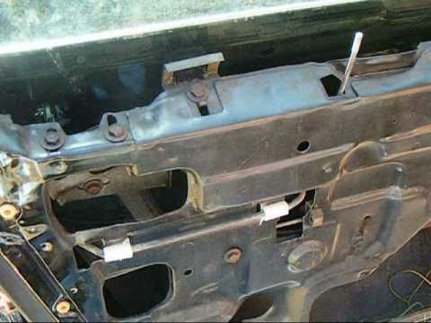 Quot How To Quot Install Door Lock Rod Retainer Clips Youtube