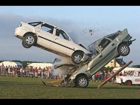 Ultimate Car Crash Compilation 2017 Best Car Crash Of The Year