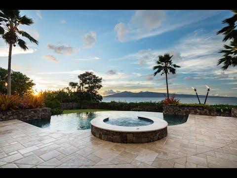 GREG BURNS Luxury Home Specialist - 199 Plantation Club Dr | Kapalua, Maui |