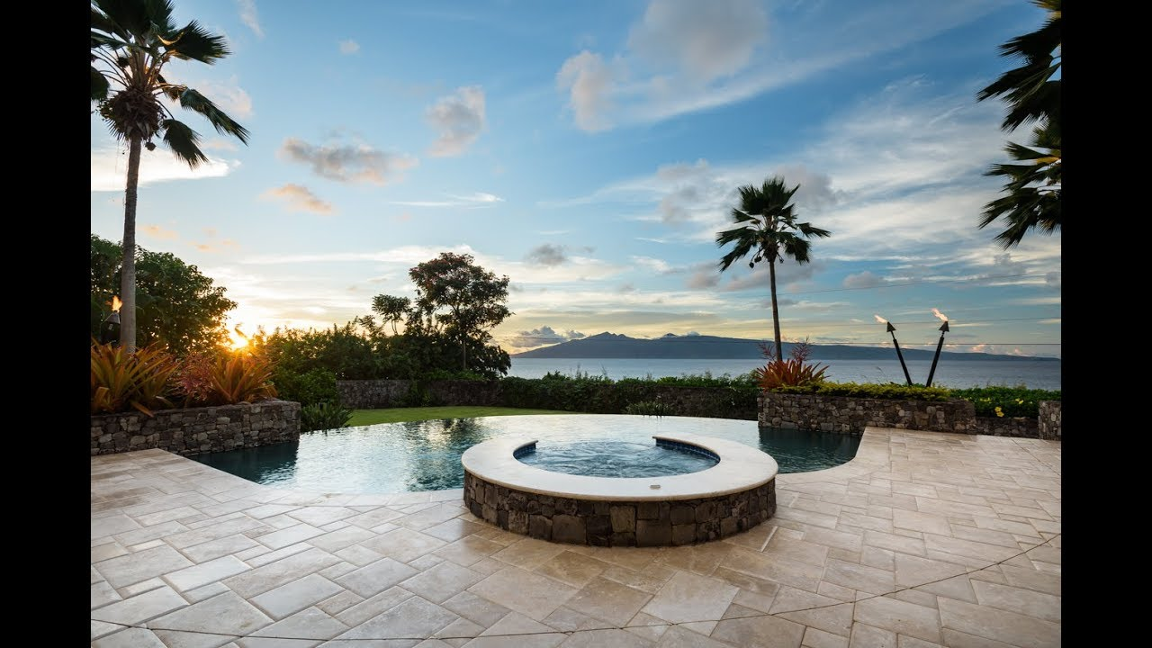 GREG BURNS Luxury Home Specialist   199 Plantation Club Dr | Kapalua, Maui |