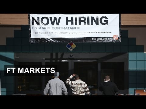 Waiting for US employment numbers