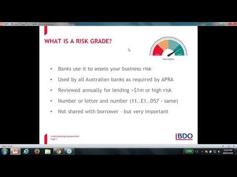 Understanding business debt - financial red flags!