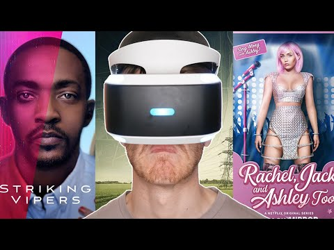 Black Mirror Has Nothing Left To Say - Season 5 Analysis & Review