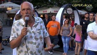 500 plus = 700 minus - Janusz Korwin-Mikke ▶Wakacje z Korwinem 2018◀