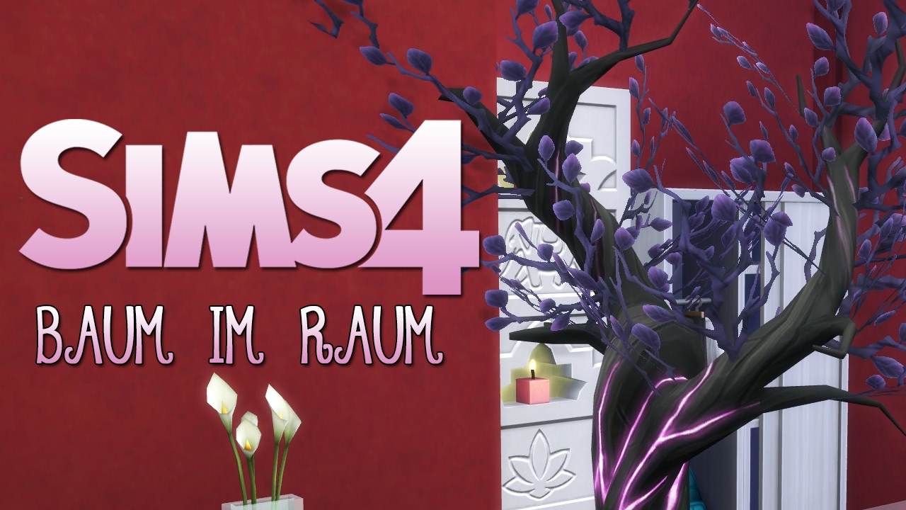 die sims 4 60 baum im raum let 39 s play youtube. Black Bedroom Furniture Sets. Home Design Ideas