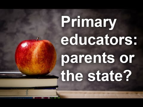 Primary educators: parents or the state?  Home education in England