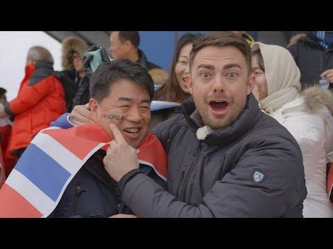 Olympics: 100 Days to Korea with Jonathan Bennett