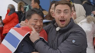 Olympics: 100 Days to Korea with Jonathan Bennett