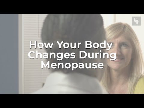 How Your Body Changes During Menopause