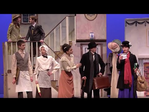 Mary Poppins - Presented by Shore Country Day School