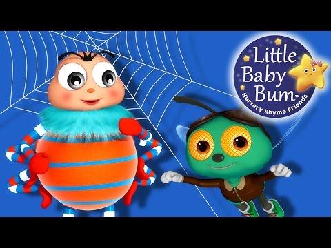 Free Download Incy Wincy Spider | Part 3 | Nursery Rhymes | Original Version By Littlebabybum! Mp3 dan Mp4