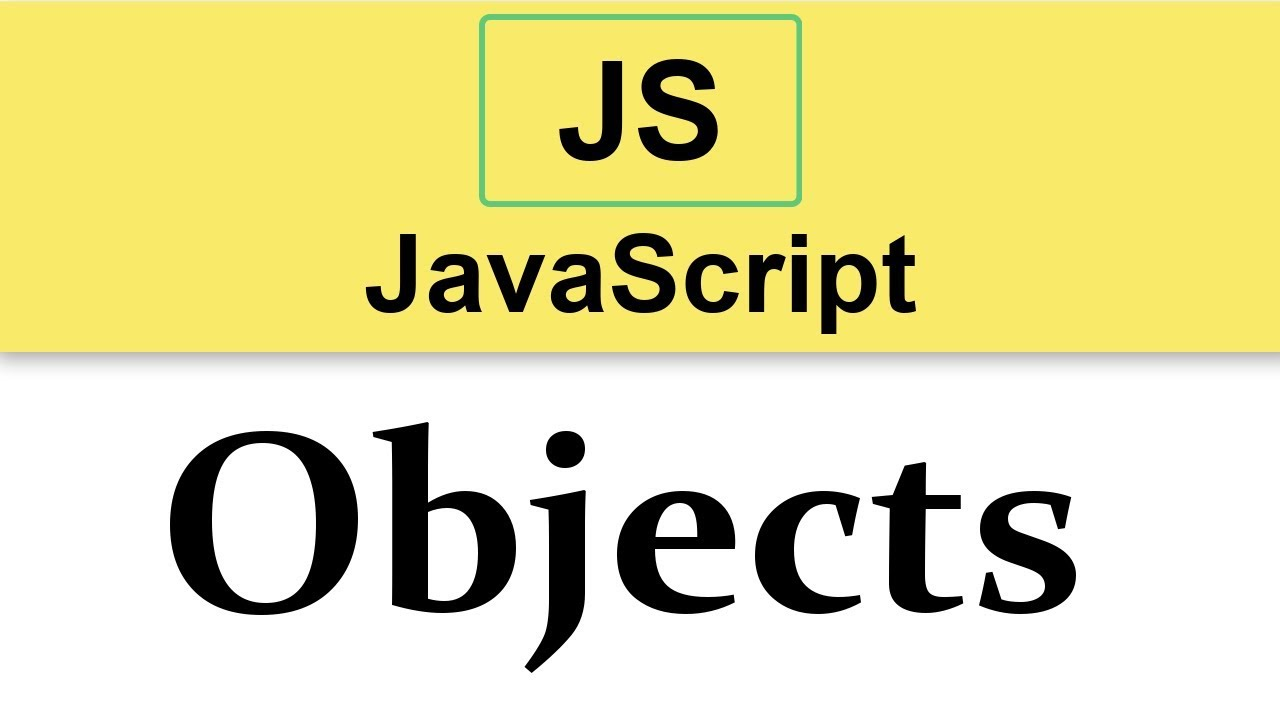 What is object-oriented programming? (javascript tutorial) youtube.