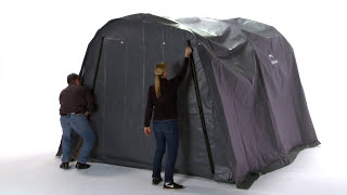 Shelterlogic® Shed-in-a-box® Roundtop