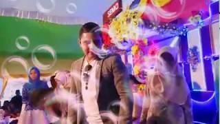"""Artis DA4 """"Aan Bima"""" bawakan lagu Sonia di acara pernikahan Kawan Lama"""