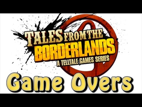 Tales From The Borderlands - Game Over Compilation (All Game Overs / Death Montage) |
