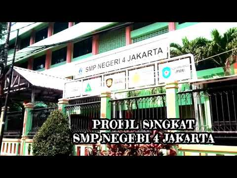 Profil Singkat SMPN 4 Jakarta