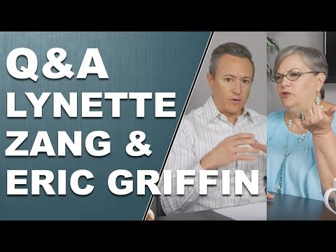 Q & A with Lynette Zang