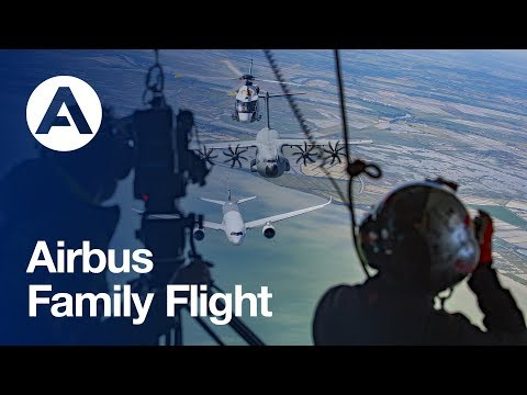 Airbus Family Flight