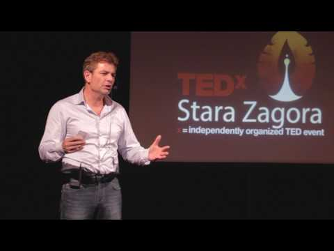 The best job in the world | CHRISTO POPOV | TEDxStaraZagora