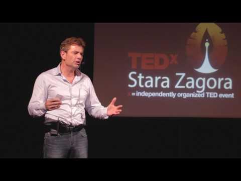The best job in the world | CHRISTO POPOV | TEDxStaraZagora