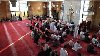 Prière de l'aïd el fitr mosquée drancy paris en direct (france)