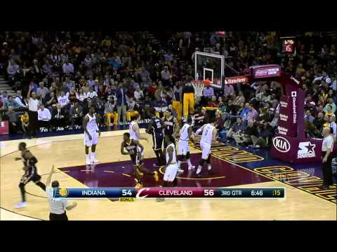 Indiana Pacers vs Cleveland Cavaliers | March 20, 2015 | NBA 2014-15 Season