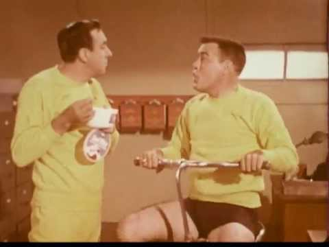 Jim Nabors Well Golly >> Gomer Pyle Cool Whip Commercial with Jim Nabors and Frank Sutton - YouTube