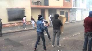 Disturbios Táchira #28M
