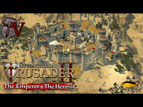 Stronghold Crusader II: The Emperor & The Hermit 2015 pc game Img-1
