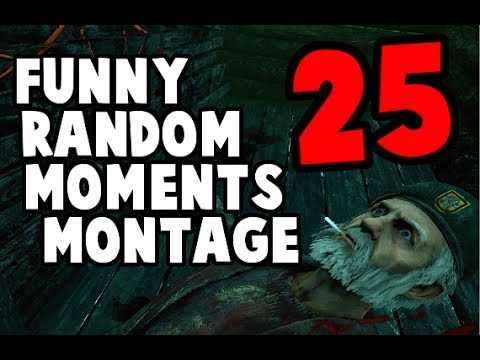 Dead by Daylight funny random moments montage 25