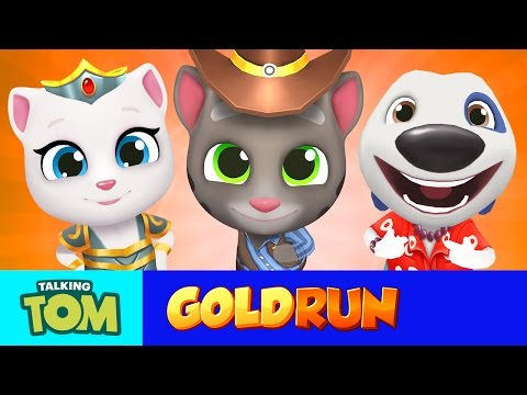 Скачать My Talking Tom на андроид Mobigama
