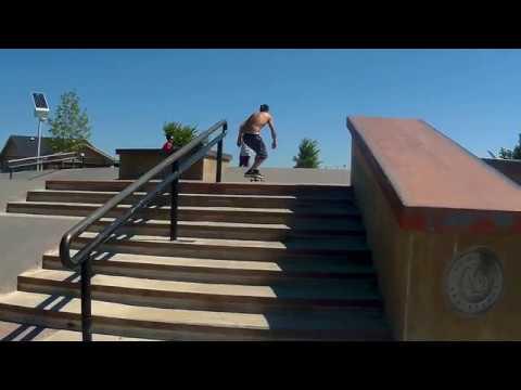 Airdrie Alberta Skatepark