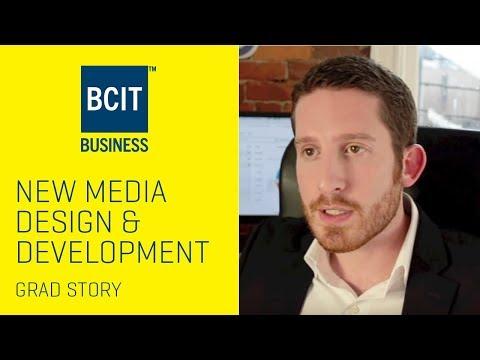 Bcit New Media Design And Web Development Program Grad Story Jonathan Youtube