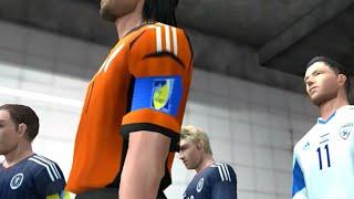 PES6 England Euro 2015 Qualifiers - Israel vs Scotland
